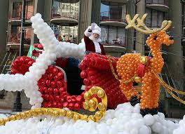 seattle macy s parade lighting pictures 2017 info