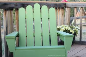 Why Are Adirondack Chairs So Expensive Diy Adirondack Chairs Page 2 Of 2 Pinkwhen