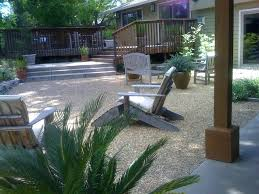 Rock Patio Design Rock Patio Ideas Chic Crushed Patio Ideas Crushed Rock Patio
