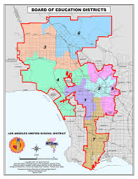Map Of Los Angeles Cities by Los Angeles City Council District Map Arts For La Flickr