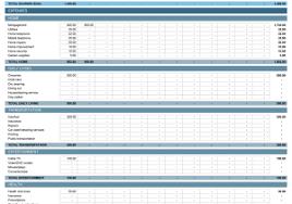 simple personal budget template excel sample u2013 pccatlantic
