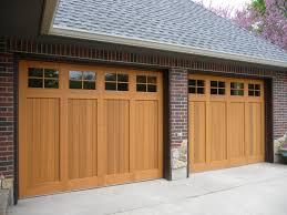Kansas City Overhead Door by Custom Wood Garage Doors Kansas City St Louis Renner