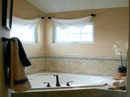 bathroom window treatments ideas window treatments ideas images of master bedroom window