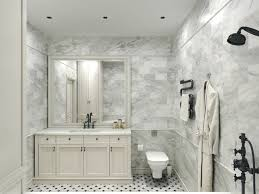 ideas carrera marble bathroom with fantastic carrara marble