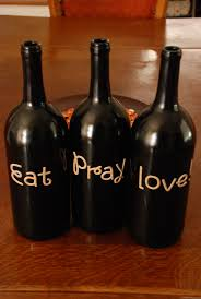 Wine Bottle Halloween Crafts by 56 Best Vintage Home Glass China And More Images On Pinterest