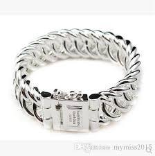man silver bracelet jewelry images Classic style netherlands bracelet brand to buddha 925 sterling jpg