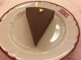 chocolat cuisine tarte au chocolat picture of brasserie zedel tripadvisor