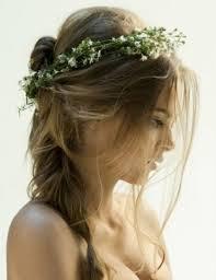 fleurs cheveux mariage coiffure mariage fleurs cheveux sharezamy