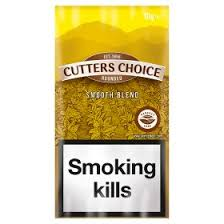 cutters choice roll your own tobacco asda groceries