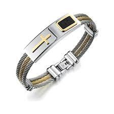 faith bracelets designed faith bracelet for men the ichthus