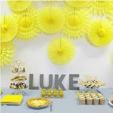 paper fans for wedding aliexpress buy 12 inch 30cm 5pcs lot tissue paper fan