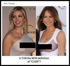 Show Me Your Boobs Meme - fact check melania trump ivanka trump wearing transparent shirts
