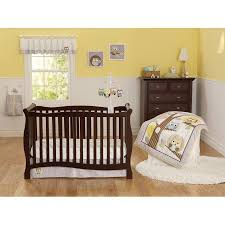 Child Crib Bed Child Of Mine By S Treetop Friends 3 Crib Bedding Set