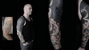 black arm tattoo tattoo collections