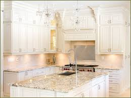 off white kitchen cabinets with tile floor kitchen design