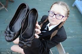 candid schoolgirls bristol schoolgirl was put in isolation because her black shoes