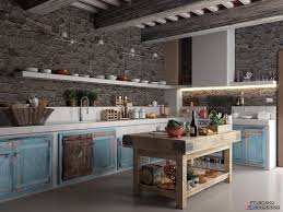 Tende Cucina Rustica by Cucina Rustica Final Architettura E Interior Design Treddi