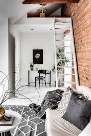 cool attic apartment in stockholm 65 sqm