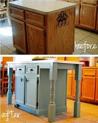 Granite Kitchen Makeovers - 37 brilliant diy kitchen makeover ideas industrial cabinets and bar