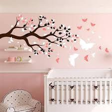 stickers arbre chambre fille stickers deco chambre bebe stickers muraux chambre enfant stickers