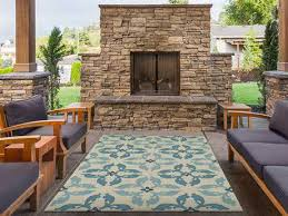Outdoor Throw Rugs Outdoor Area Rugs Patioliving