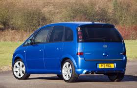 vauxhall meriva vxr review 2006 2009 parkers
