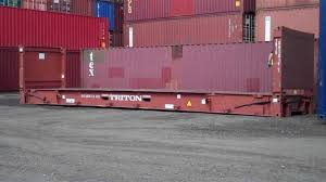 40ft collapsible flat rack shipping container www