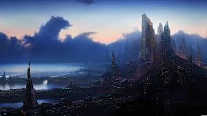 fondos de pantalla sandbox futuro ciudad imágenes futurista