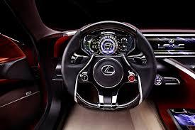 nuevo lexus lf lc el lexus lf lc hybrid concept sport coupe premio al mejor concept