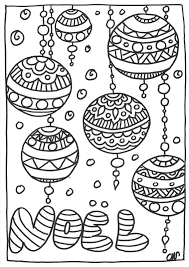 Coloriage de Noël 2017  Crapouilleries
