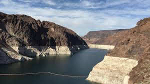 Climate Change Is Shrinking The Colorado River Source Colorado As Lake Mead Levels Drop The West Braces For Bigger Drought