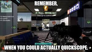 Quickscope Meme - mw2 meme imgflip