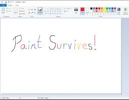 microsoft paint survives newswatchtv