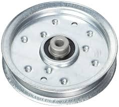 amazon com maxpower 12675 flat idler pulley lawn mower pulleys