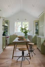 Green Kitchen Designs by Best 20 Green Kitchen Cabinets Ideas On Pinterest Green Kitchen