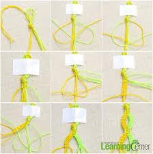 infinity braid bracelet images Make alternate colored infinity friendship bracelet pattern with jpg