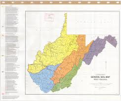 Virginia Mountains Map by General Soil Map West Virginia Esdac European Commission