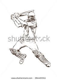 cricket batsman stock images royalty free images u0026 vectors