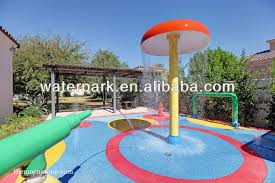 backyard water park pvc pipe home outdoor decoration