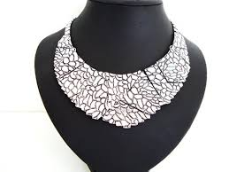 collar necklace silver images Cheap collar silver necklace find collar silver necklace deals on jpg