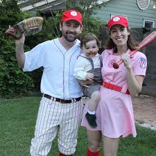 a league of their own costume 7 tips to nail this year s diy costume