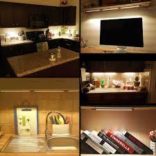 under cabinet lighting transformer le 30cm dimmable led under cabinet lighting touch control led