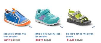 stride rite black friday stride rite sale up to 50 off southern savers