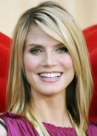 medium haircuts with side swept bangs women medium haircut