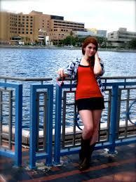 Amy Pond Halloween Costume Amy Pond Space Fl Misslindsayxoxo