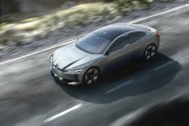 electric bmw bmw commits to electric car production introduces i vision