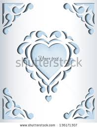 cutout pattern stock images royalty free images vectors