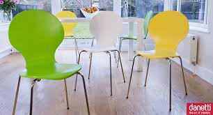 dining chairs cool bright coloured fabric dining chairs