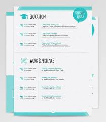 Resume Template With Picture Cool Resume Templates Smart Inspiration Resume Template In Word 7