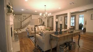 wooden coffee wall formal living room decor simple rattan basket cozy beige sofa